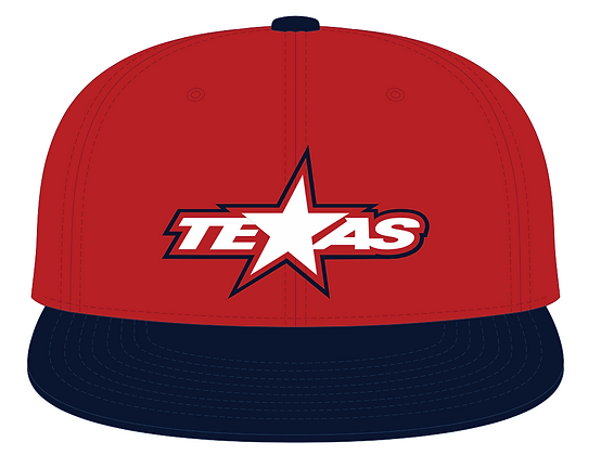 Team Texas Hat- Red