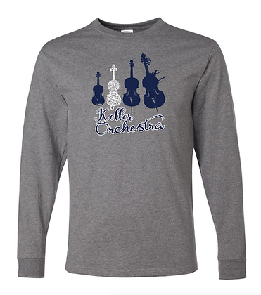 Keller Orchestra Instrument Long Sleeve