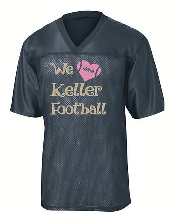 KHS Senior Football Jersey