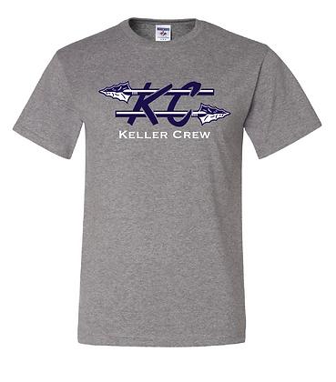 Keller Crew Gray Shirt