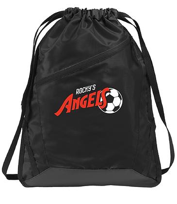 ANGELS SOCCER- CINCH BAG