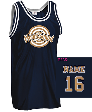 Keller Senior Basketball Jersey