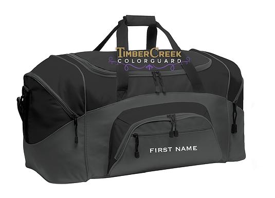 TCHS COLORGUARD- DUFFLE BAG