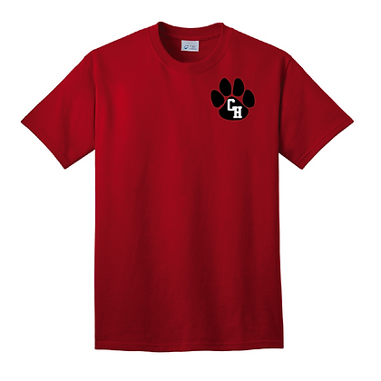 2016 PAW RED SHIRT