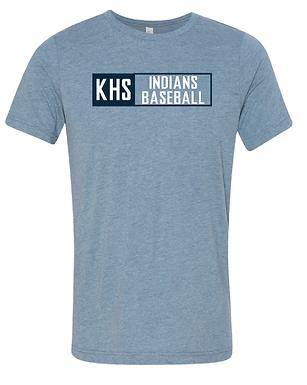 KHS BASEBALL- BOX TEE