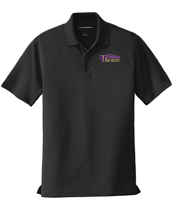 TCHS THEATRE POLO BLACK