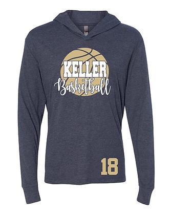 Basketball Hooded Shirt