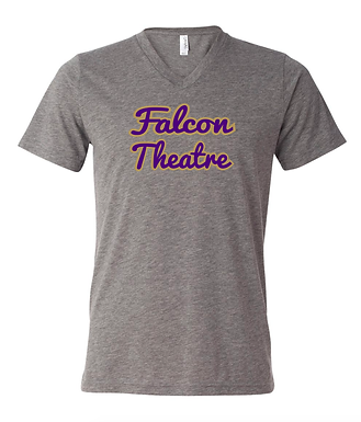 TCHS Falcon Theatre Gray