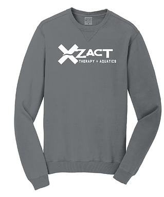 XZACT- BEACH WASH SWEATSHIRT