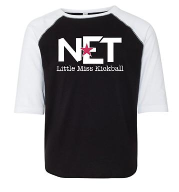LMK Baseball Tee