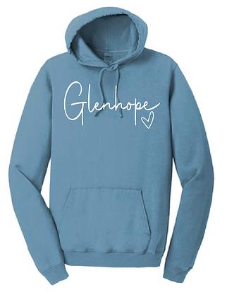 GLENHOPE- BEACH WASH HOODIE