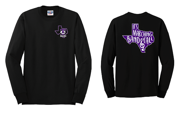 TC It's Band Y'all Long Sleeves