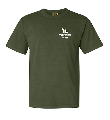 Green Young Life Comfort Colors
