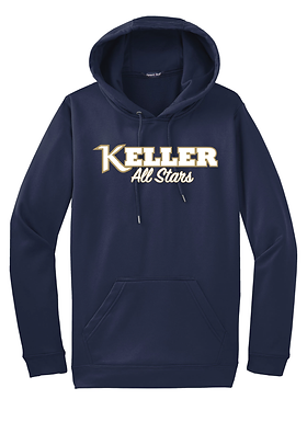 KYA SOFTBALL ALL-STAR HOODIE-DRY-FIT