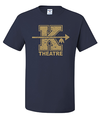 KHS THEATRE- BASIC TEE