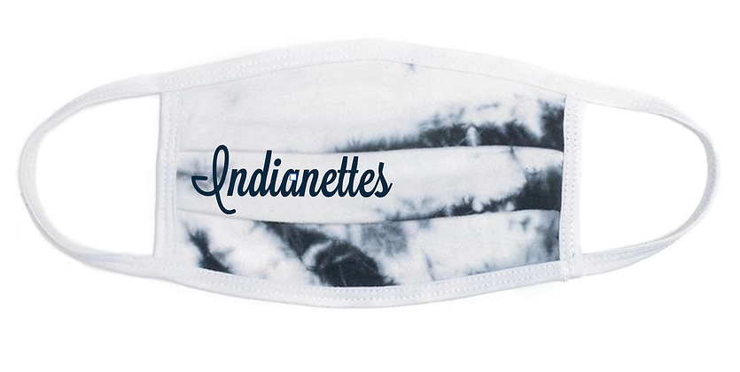 INDIANETTES- TIE-DYE MASK