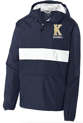 KHS BASEBALL- WINDBREAK PULLOVER
