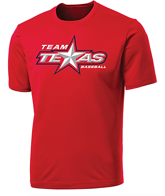Team Texas Practice Jersey