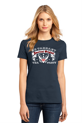 Ladies Cut- American Original