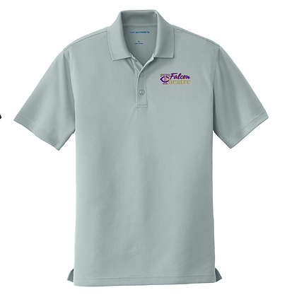 TCHS THEATRE POLO GRAY