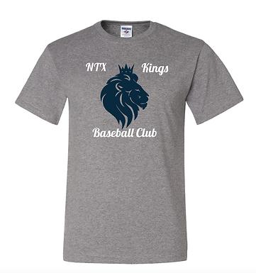 Kings Lion Logo Cotton Shirt