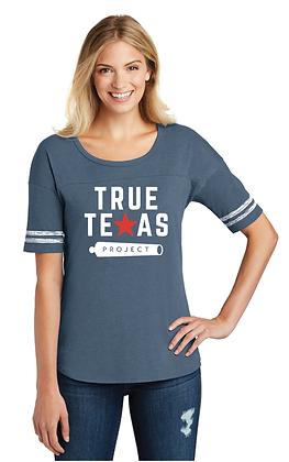 TTP-LADIES SCORECARD TEE