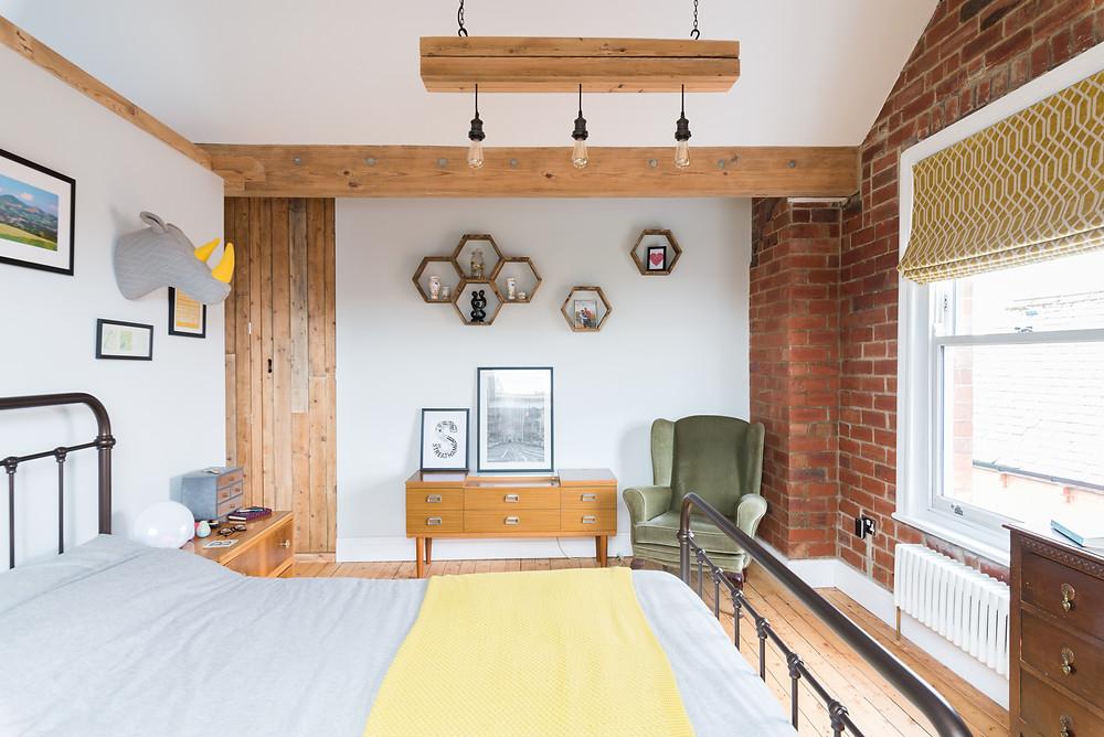 Bedroom Lighting - Fresh Start Living