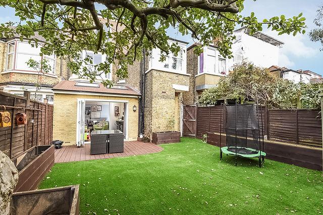 Outdoor Living Space - Fresh Start Living