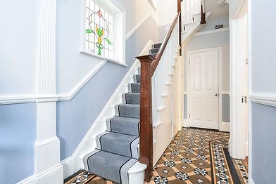 New Stairs & Landing - Fresh Start Living