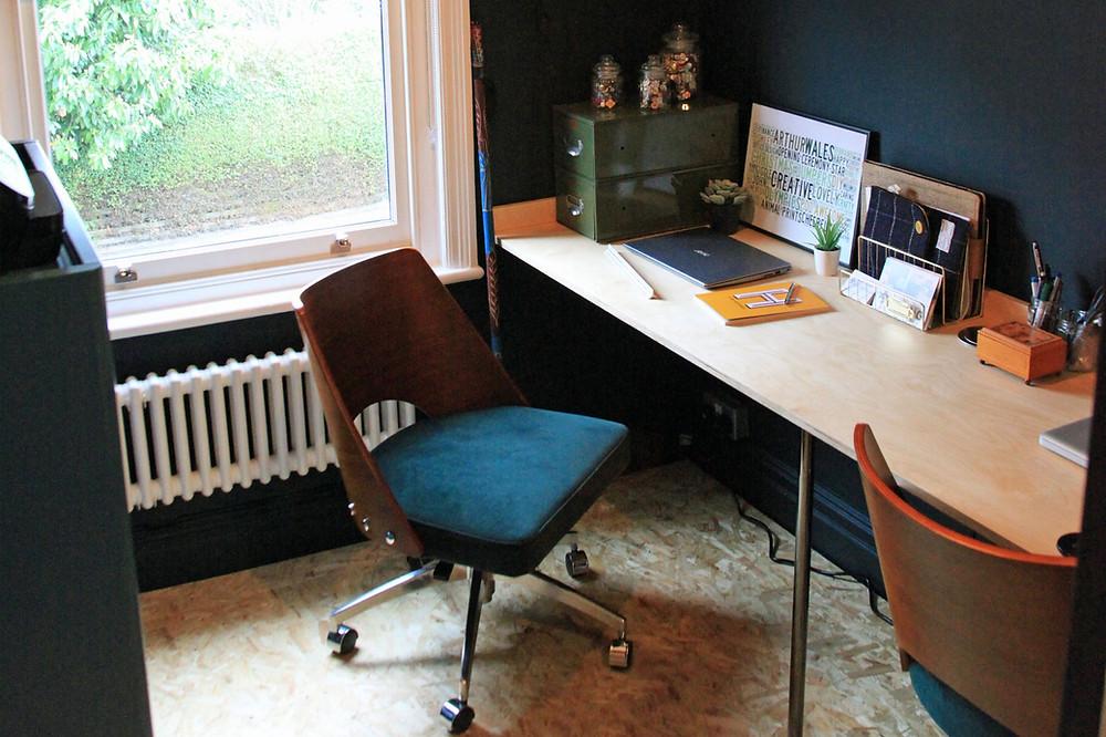 Natural Surfaces: Floor & Desk - Fresh Start Living