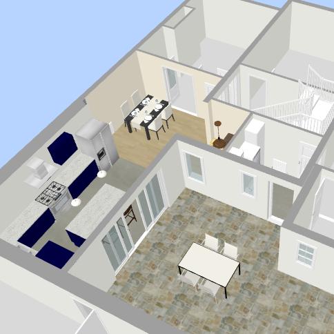 3D Floorplan - Fresh Start Living