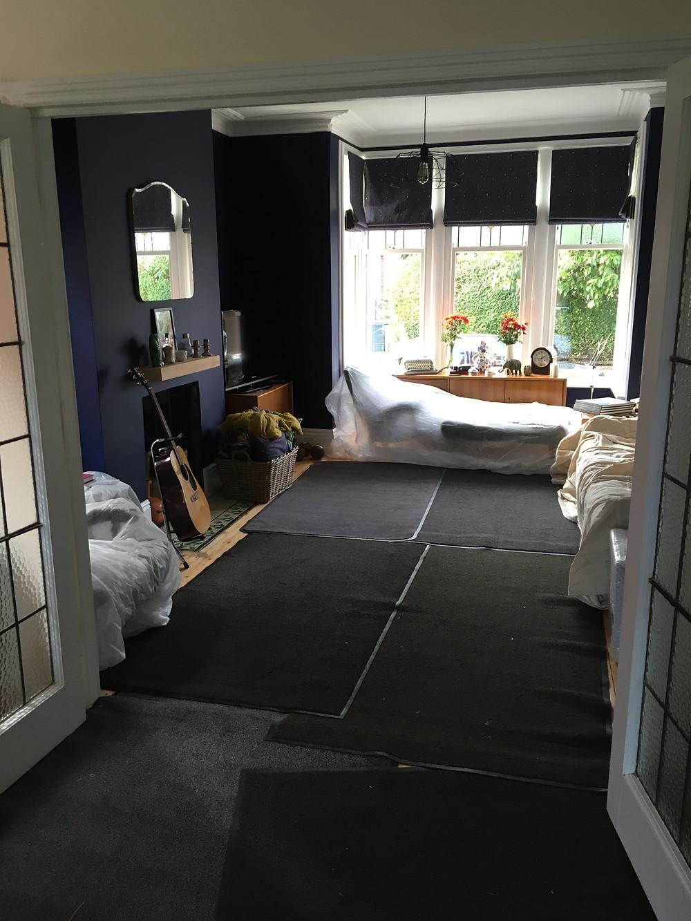 Living Space Redesign - Fresh Start Living