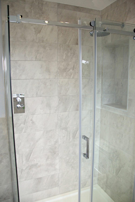 New Shower - Fresh Start Living