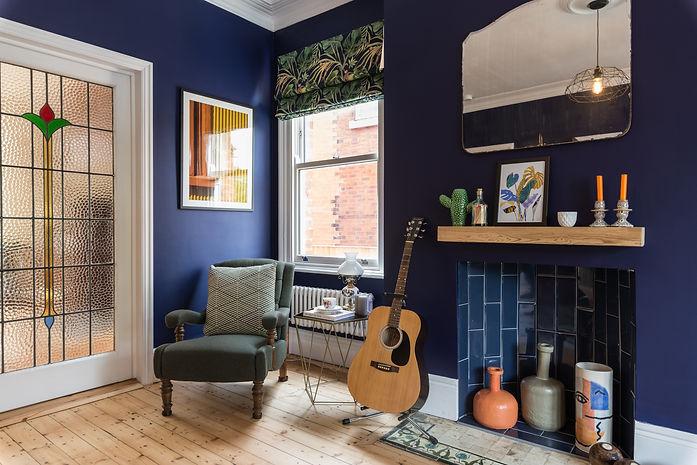 Interior Living Space - Fresh Start Living