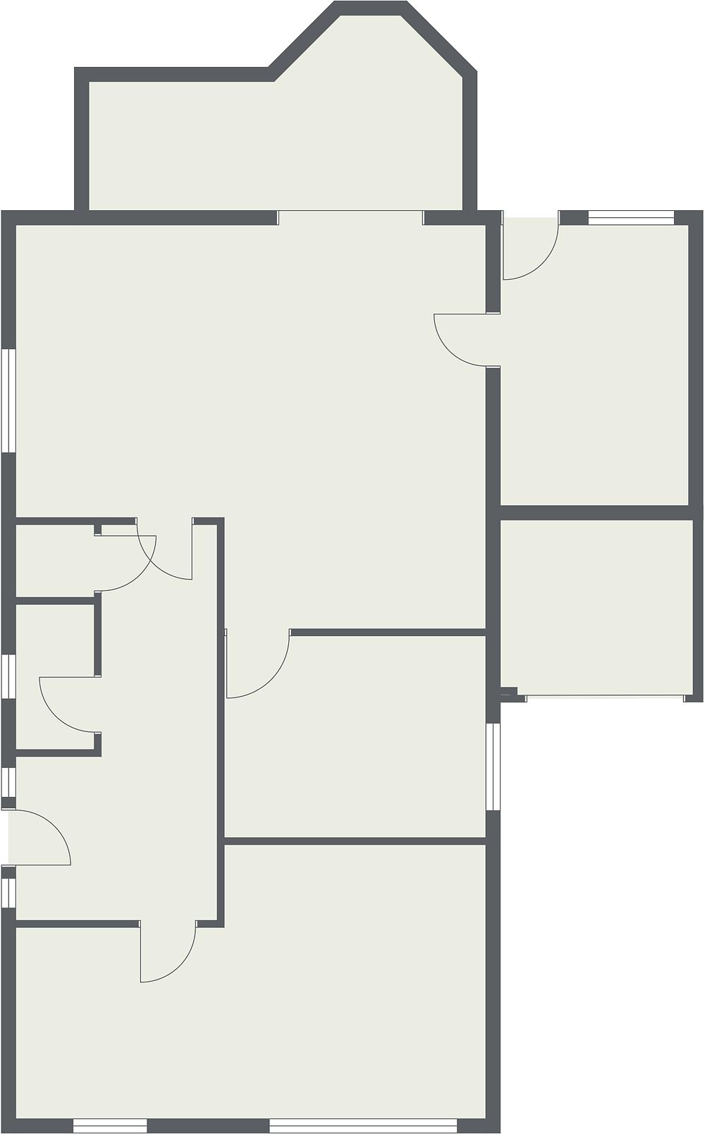 Layout Planning - Fresh Start Living