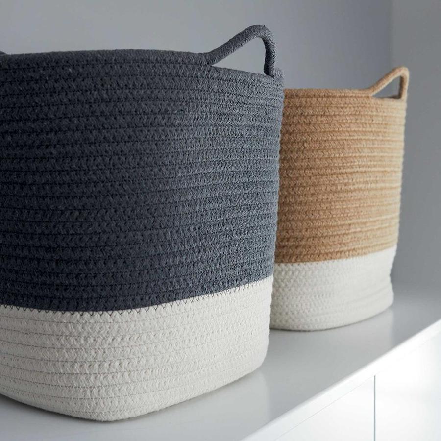 Coloured Baskets - Fresh Start Living