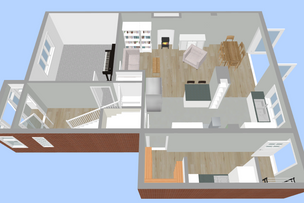 Helping you to visualise your home renovations in 3D
