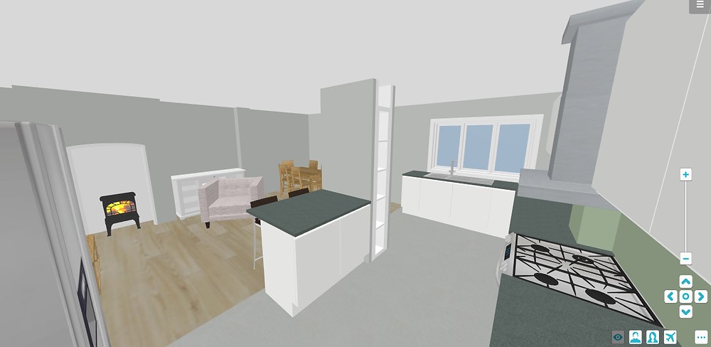 3D Visualisation Layout - Fresh Start Living
