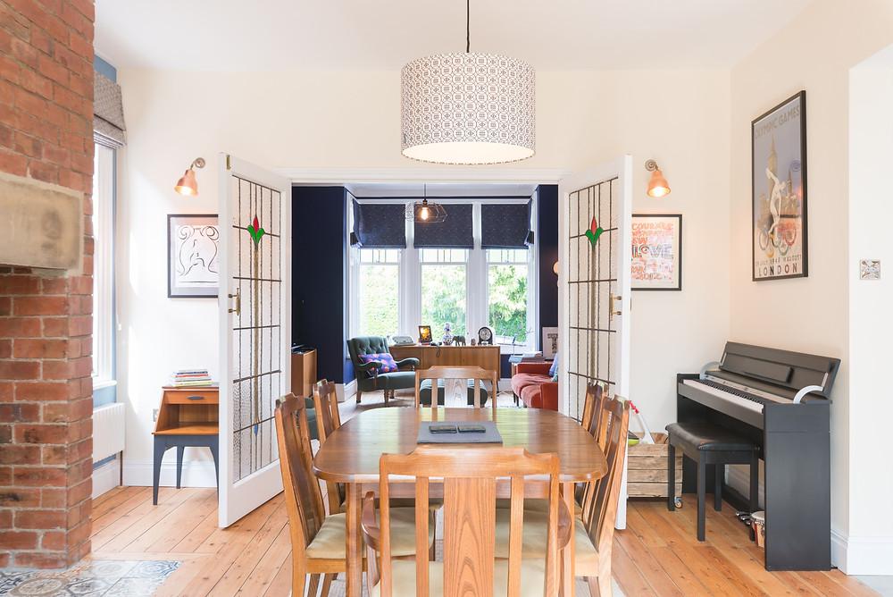 Kitchen Diner Design - Fresh Start Living