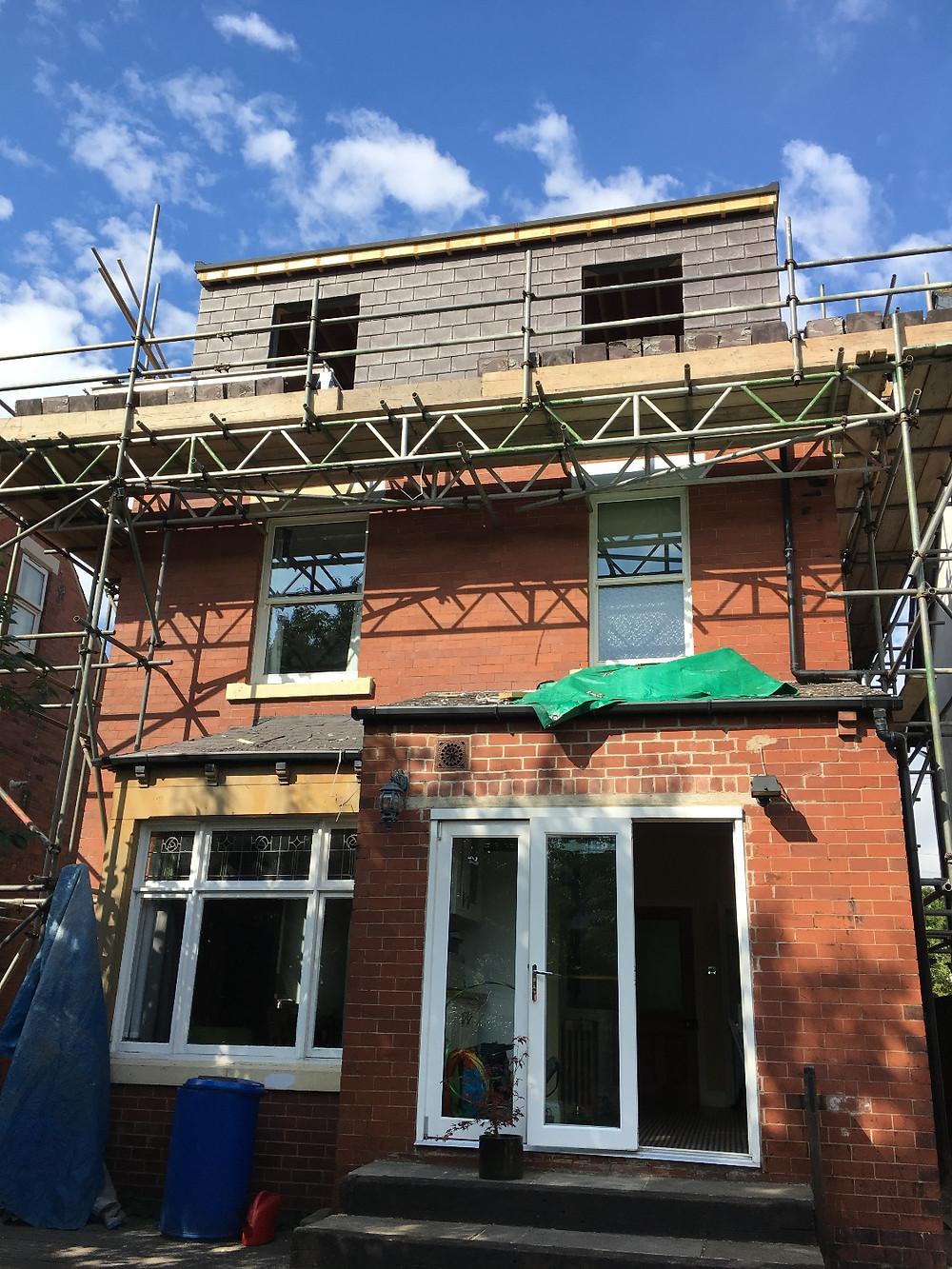 House Exterior Renovation - Fresh Start Living