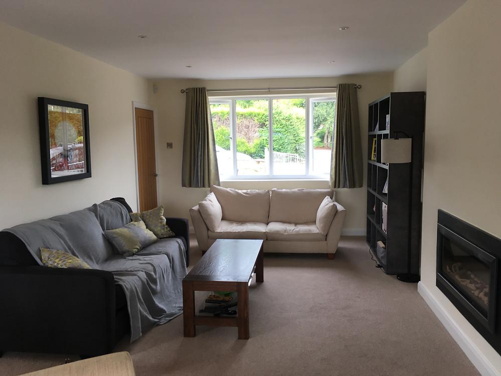 Redesigned Living Room - Fresh Start Living