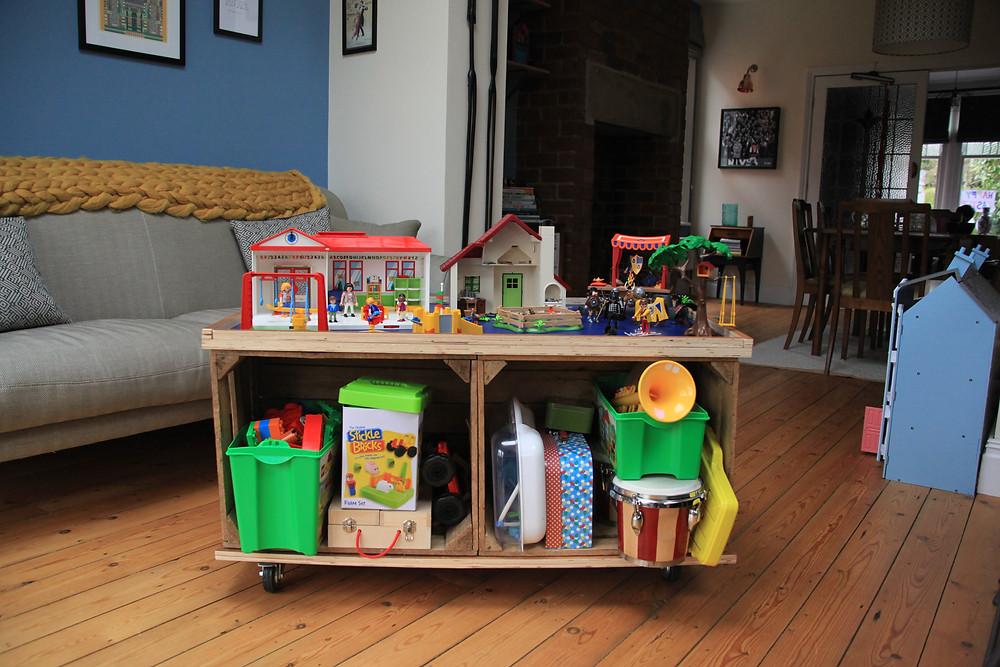 Kids Play Unit - Fresh Start Living