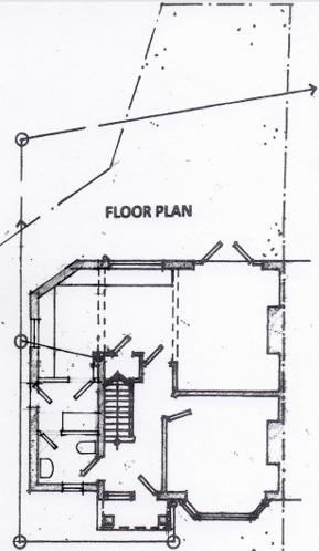 1930's Floor Plan - Fresh Start Living