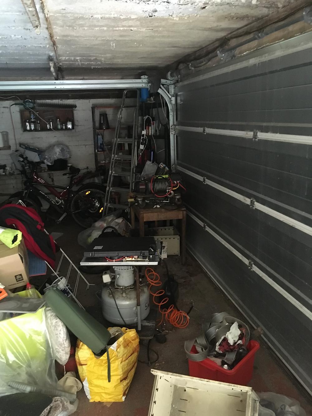 Garage - Fresh Start Living