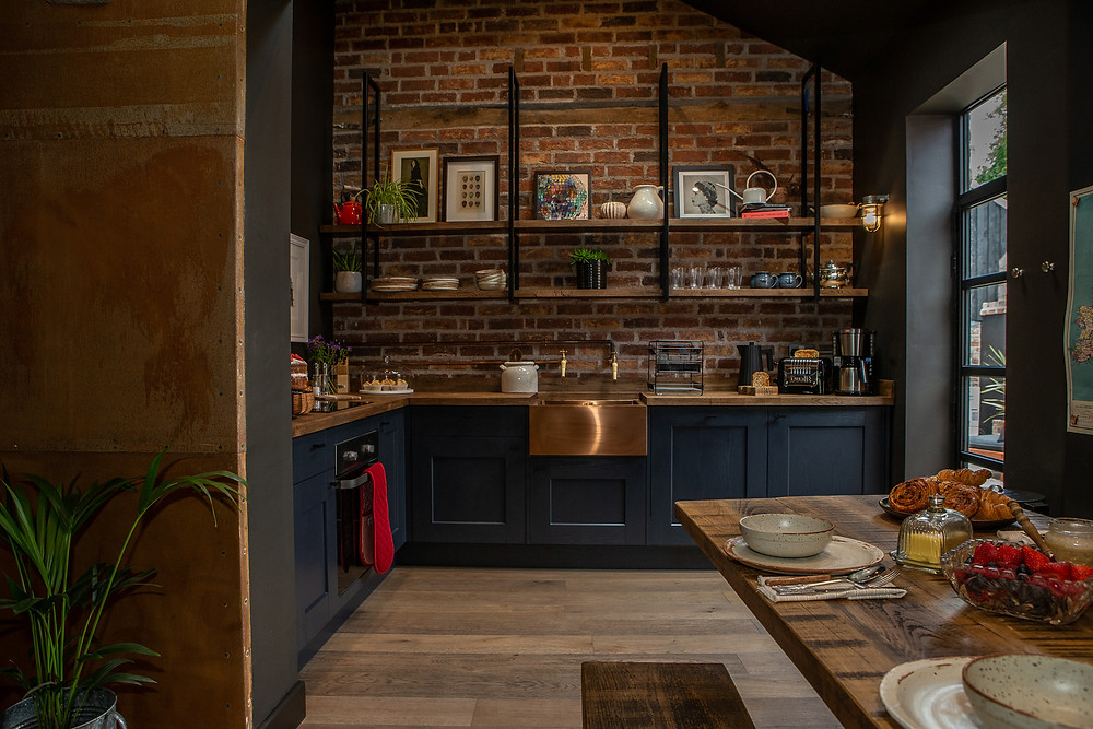 Kitchen, The Old Forge York