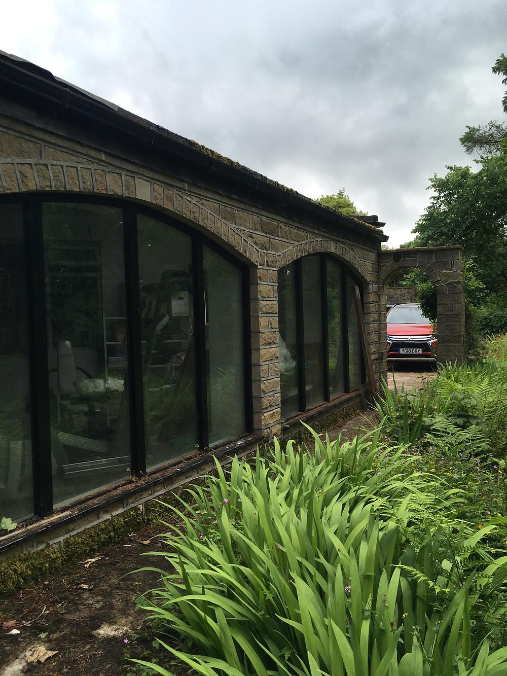 Garage Windows - Fresh Start Living