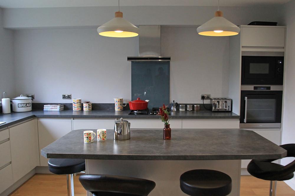 Redesigned Kitchen - Fresh Start Living