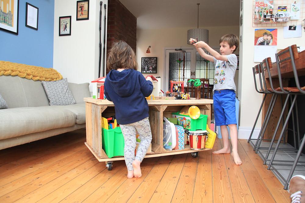 Playroom Brass - Fresh Start Living