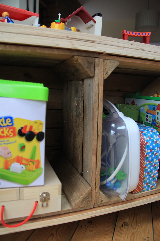 Toy Shelving - Fresh Start Living