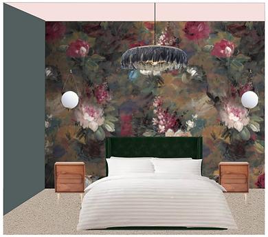 Updated Bedroom Design - Fresh Start Living